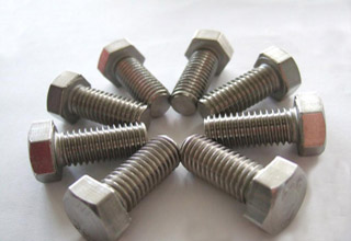 Stainless Steel Hex Bolts with Flat Washers M12X30