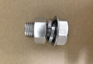 Stainless Steel Hex Bolts Assembly M12X38