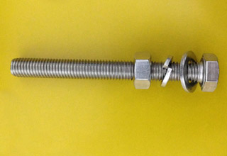 Stainless Steel Hex Bolts Assembly M12X118