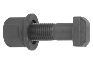 Scania standard size wheel bolt and nut