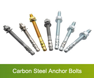 Carbon Steel Anchor Bolts
