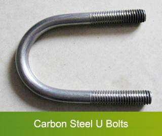 Carbon Steel U Bolts