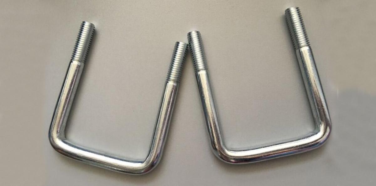Carbon Steel U Bolts M12X114X123