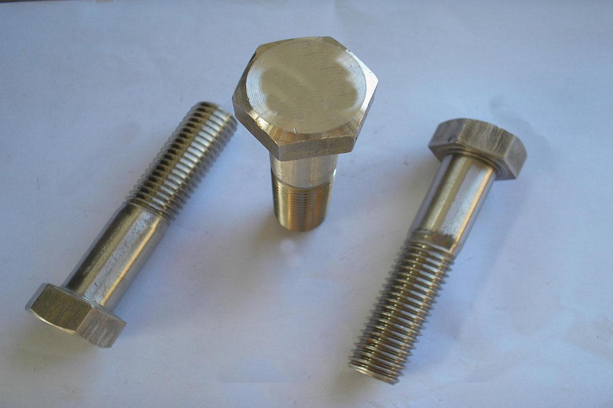 Full thread din933 hex bolt