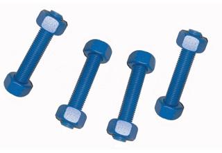 Pipe Fittings Stud Bolt  1 l/4x220MM, GRB7, CR1/4MO