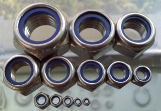 Stainless Steel 304 Din985 M8