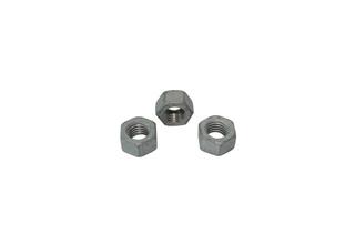 DIN934, Hot Dip Galvanized Nuts M24