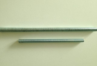 Threaded Rods, China Zinc Plated Threaded Rods Din976, M10X2000mm