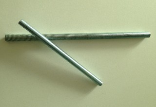Threaded Rods, Zinc Plated Threaded Rods Din976, M12X2000mm