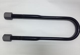 Carbon Steel U Bolts with Nuts M24X102X420