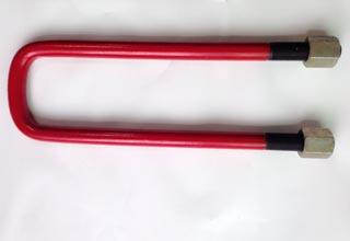 Carbon Steel U Bolts with Nuts M18X70X330