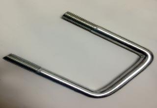 Carbon Steel U Bolts M12X70X111
