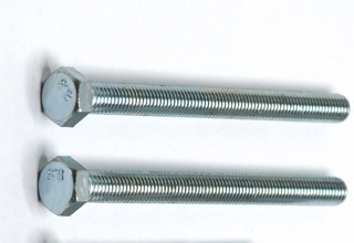 Zinc Plated Galvanized Carbon Steel Hex Bolts M12X67