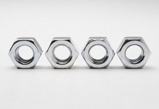 Stainless Steel Hex Nuts M10