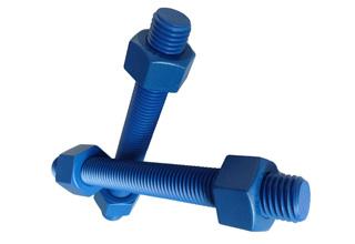 ASTM A193 B7 Stud Bolts, 7/8X350