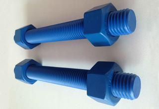 ASTM A193 B7 Stud Bolts, 7/8X400
