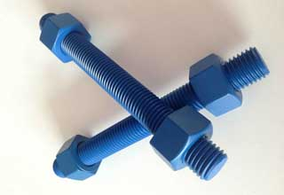 China ASTM A193 B7 Stud Bolts, 7/8X200