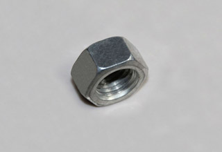 Hex Nuts, Carbon Steel M16 x 2.0