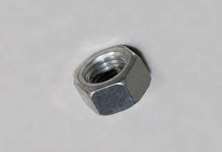 Hex Nuts, Carbon Steel M20 x 2.5