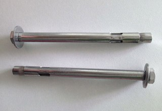 Anchor Bolts, Stainless Steel 316 M12X90mm