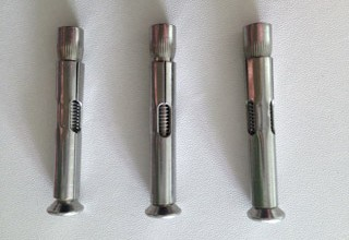 Anchor Bolts, Stainless Steel 304 M8X55mm