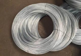 Galvanized Wire, Carbon Steel M3