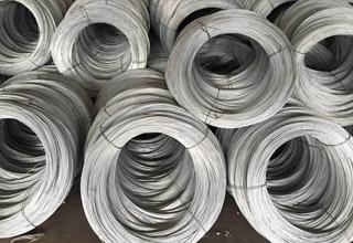 Galvanized Wire, Carbon Steel M4
