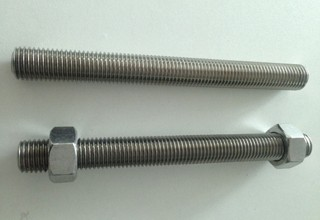 Threaded Rod, Stainless Steel 316L M16X150mm