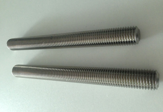 Threaded Rod, Stainless Steel 316L M16X50mm