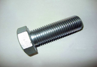 DIN 933 Stainless Steel Hex Bolt