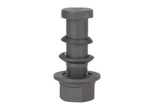 High tensile automotive wheel lock bolts