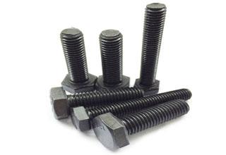 Grade 8.8 Carbon Steel M6 Hex Flange Bolt