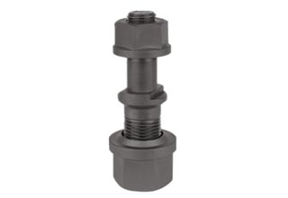 Trailer wheel bolt for Nissan TK20