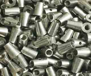 SS304 Tapered Nut M8 2
