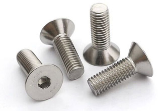 304 Stainless steel button head hex socket screw