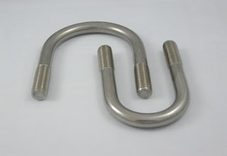 Stainless Steel 304 316 U Bolts Square U Clamp