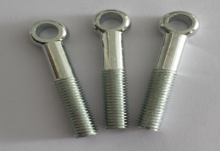 galvanize full threaded rod eye bolt