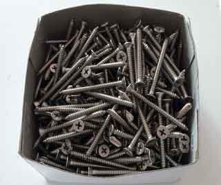 SS304 Self drilling screw M4.8 4