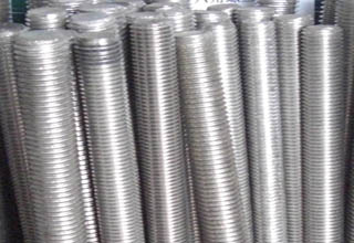Hot Deep Galvanized Thread Rod With nuts