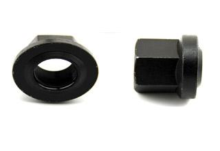 Wheel stud hex bolt nut for car wheel